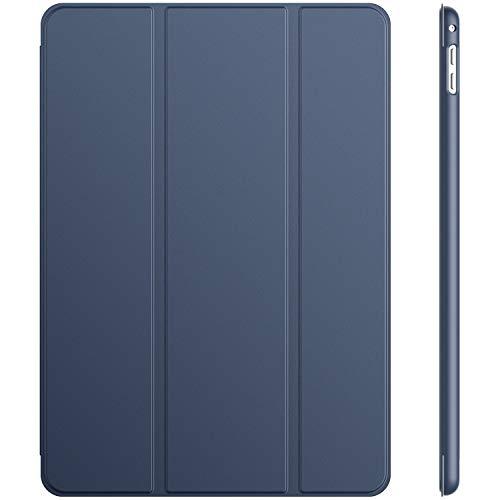 JETech Custodia Compatibile Apple iPad Mini 4, Cover con Auto Svegliati/Sonno, Blu Marino