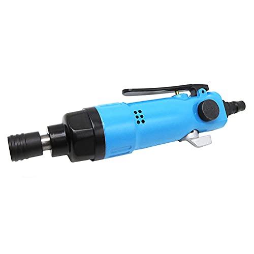 Destornillador neumático Ratchet inalámbrico Destornillador eléctrico Grado industrial para componentes roscados Conjunto de destornilladores azules Accesorios industriales Accesorios prácticos