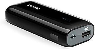 Anker Astro E1 5200mAh Power Bank Black