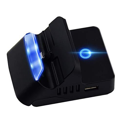 Auplew - Base de carga para Nintendo Switch Mini portátil Cooling Base HD vídeo TV de vídeo