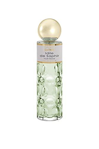 PARFUMS SAPHIR Idile - Eau De Parfum Con Vaporizador Para Mujer, 200 ml