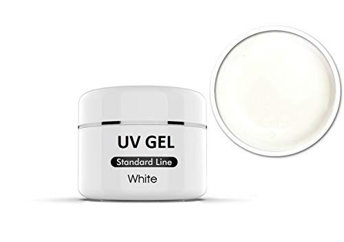 Gel UV/LED 15ml - Blanco Francesa - White French -
