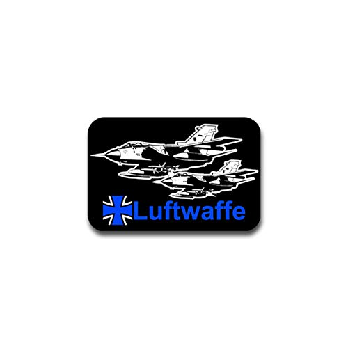 Aufkleber/Sticker Luftwaffe Tornado Mehrzweckkampflugzeug MRCA 11x7cm A1754
