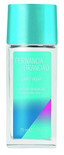 Fernanda Brandao pure aqua Deodorant 75 ml, 3er Pack (3 x 75 ml)