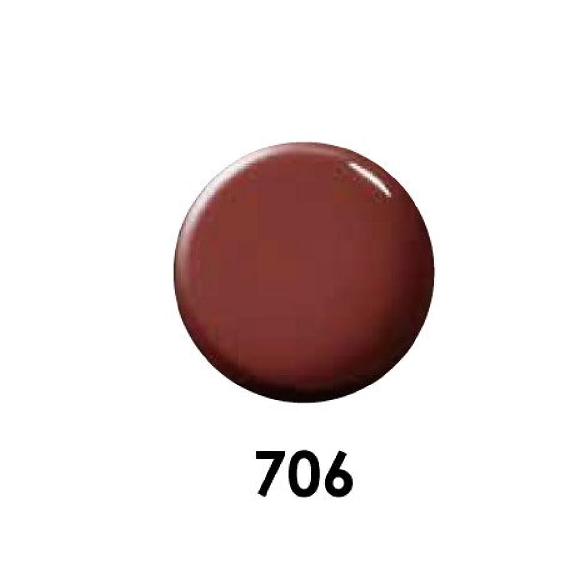 レール安息ブレースPutiel プティール カラージェル 706 サンダルウッド? 2g (NAGISAプロデュース)