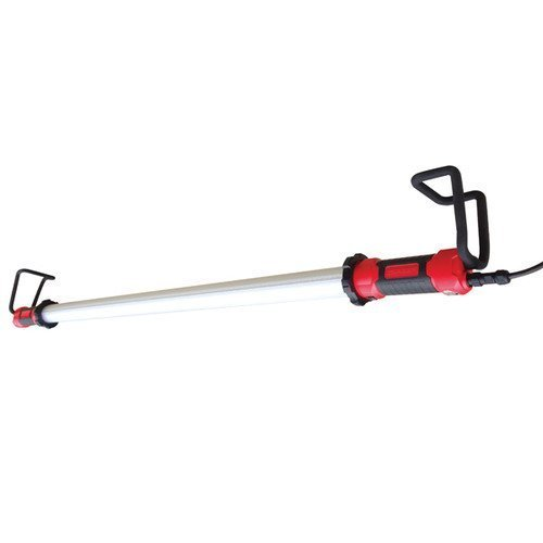 ATD Tools atd-80357 2000 Lumen LED Corded/Cordless Underhood Light with 25' Removable Cord, 1 Pack,red / black / LED,Large
