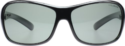Dirty Dog 53270 arrecife Wrap gafas de sol negro de gafas lente Category 3