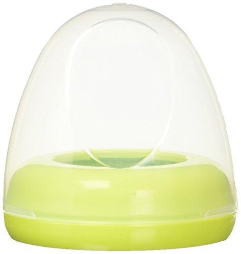 ピジョン 母乳実感 キャップ フードセット ライトグリーン 1個