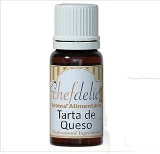 Chefdelice Chefdelice Aroma Concentrado Para Glaseados, Helados, Horneados Y Cremas Sabor Tarta De Queso, 10Ml Chefdelice 21 g