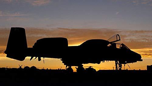 ZGNH Rompecabezas 1000 Piezas Air Force Fighter Militar Aeronaves Sol Madera Puzzle, niño Juguete Educativo Intelectual de Adulto descompresión,Regalo Ideal La Mejor DIY Decoración hogareña