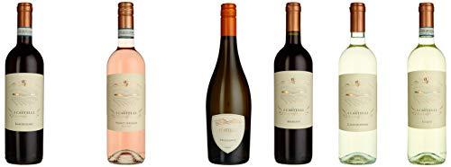 Weinpaket Weine zum Verlieben - Romeo & Julia Trocken (6 x 0,75 l)