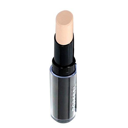 Ularma Maquillage Francklin Crème Visage Lèvres Cache-cernes Mettez en surbrillance Contour Stylo Bâton A