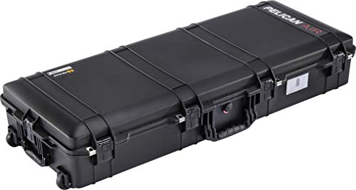 Pelican Air 1745 Long Case - with Foam (Black), One Size (017450-0000-110)