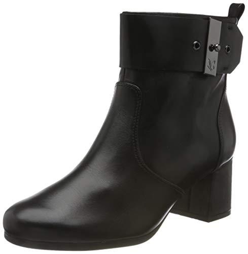 Caprice Damen 9-9-25330-25 022 Stiefelette, Black Nappa, 39 EU