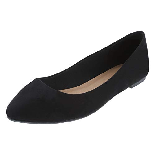 Top 10 best selling list for lower east side shoes black flats