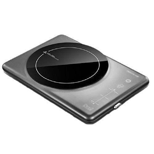 ZWHDS Cocina de inducción, 2200W Nuevo Quemador eléctrico portátil, de Alta Potencia de Smart Touch Sensor eléctrico Utensilios de Cocina Quemador Adecuado for Todos los Utensilios de Cocina
