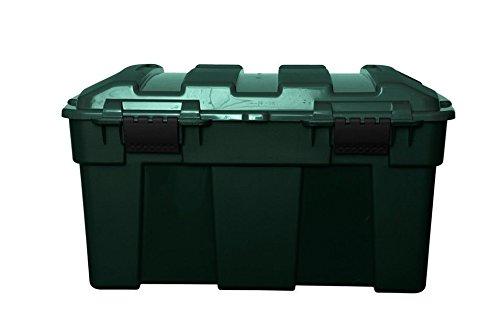Generic D Tools DI Box Klappkoffer, 40 l, große Kapazität, für Spielzeug, Orage Clip, Werkzeug, Grün