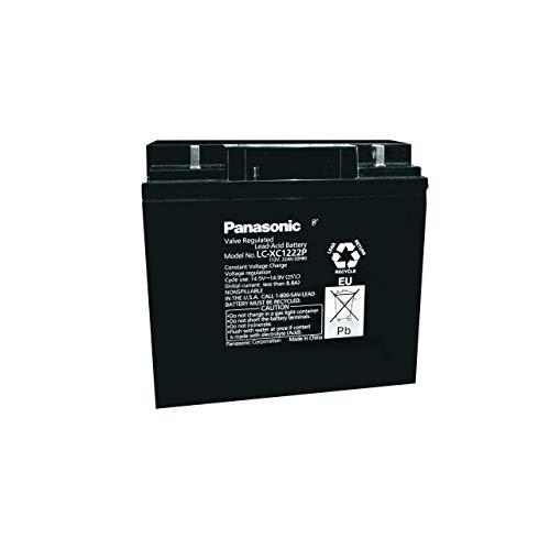 Panasonic Bleiakku LC-XC1222P (zyklenfest), 12V, Lead-Acid