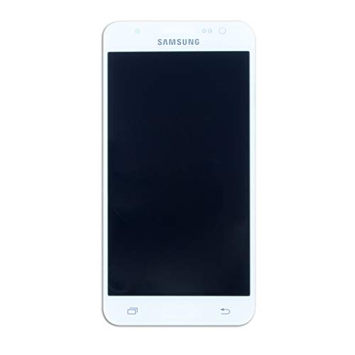 Display Full LCD complete set touchscreen glas ruit onderdelen accessoires reparatie wit voor Samsung Galaxy J5 J500 J500F + gereedschap openingstool modelnummer: GH97-17667A