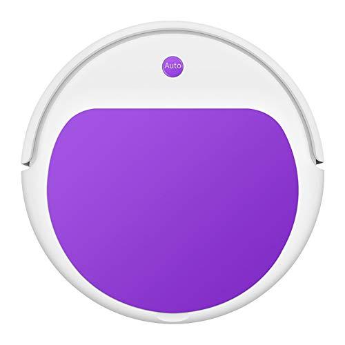 JQRXCQ Robot Aspirador Un botón para iniciar El Arco de succión Fuerte Puede ser un Control Remoto Robot de Barrido Inteligente Antideslizante autocompletable