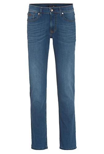 OTTO KERN - Herren Jeans, John Dynamic Pureflex (67149.6961), Größe:W32/L32, Farbe:Blue Used Buffies (6824)