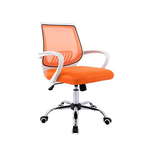 Sale!! XSDA Salon Chair Office Chair Swivel Chair Tattoo Chair Home Work Chair with Back Breathable ...