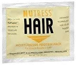 Nutress Hair Moisturizing Protein Pack For Color-Treated Hair 1 oz