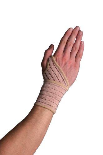 Thermoskin Elastische Handgelenkbandage, eine Größe passend für die meisten