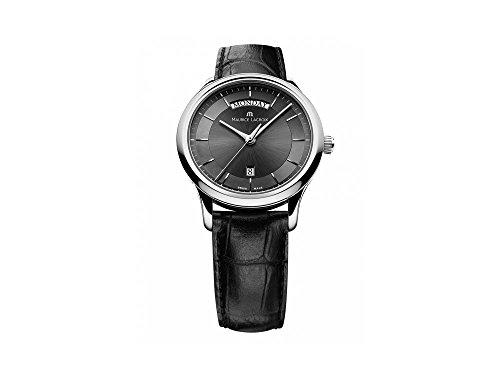 Maurice Lacroix Les Classiques reloj de cuarzo, negro, 38mm, lc1227-ss001–331–1