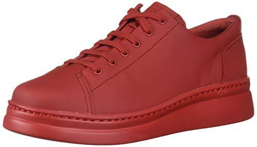 Camper Women's Runner Up Sneaker, Medium red, 41 Standard US Width EU (11 US)