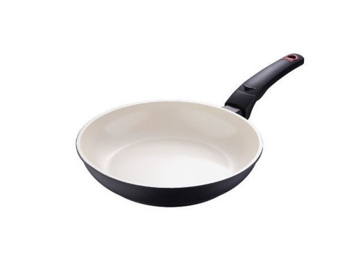 Bergner BG-6759 Premium Non Stick Wok Frying Pan Ceramic Cera+ Also Induction Pans 32 x 6 cm