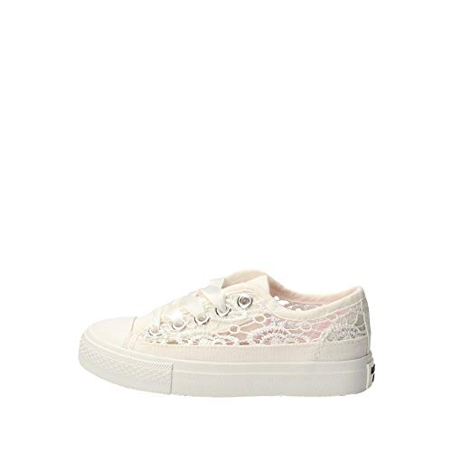Miss Sixty S19-SMS322 Sneakers Bambino Bianco 29
