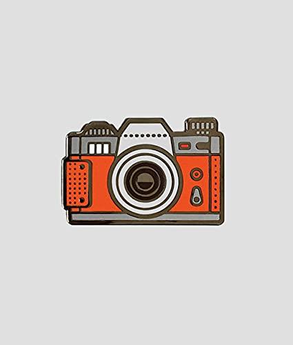 Pin Icebrg Câmera Fotográfica