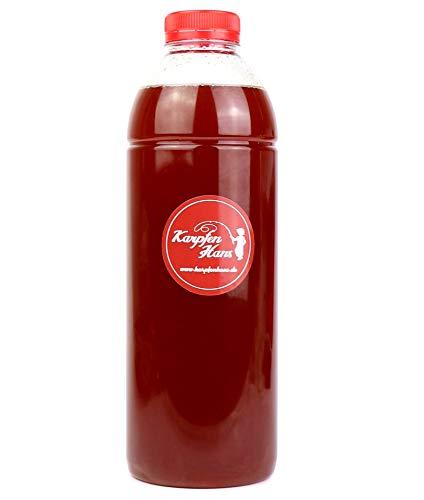 Karpfenhans Lachsöl 1 Liter unfiltriert Liquid Additive
