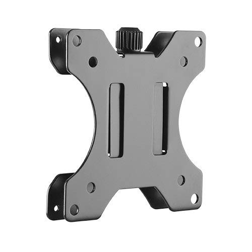 Mount Plus MP-XMA-03 Adapter VESA Mount Quick Release Bracket Kit | Stand Attachment and Wall Mount Removable VESA Plate for Easy LCD Monitor and TV Screen Mounting (Quick Release Adapter)