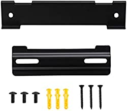 WB-120 Wall Mount Kit Bracket Compatible with Bose Solo 5 Soundbar with Screw and Wall Anchors Black