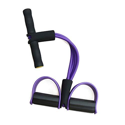 HEG Pérdida pedalear Rally se incorpora el Auxiliar de la Panza Delgada Artefacto Home Fitness Pilates Cuerda Peso del Equipo Máquinas de Brazo (Color : B)