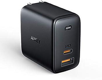 Aukey Omnia 65W GaN USB-C Charger