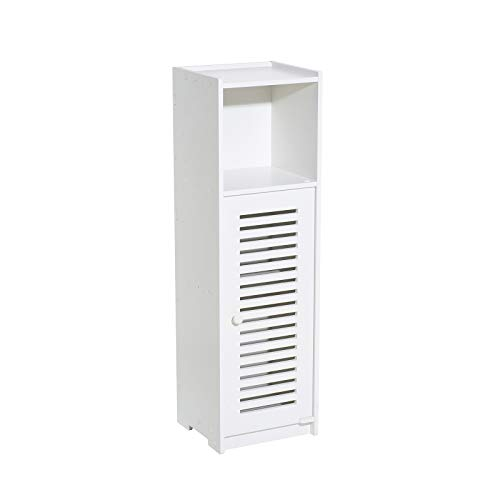 Screw Fix-Bathroom Storage Cabinet Accessories Floor Standing Waterproof...