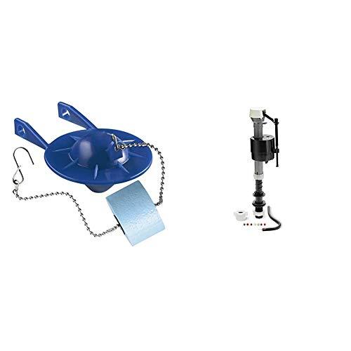 Kohler (BLUE PART GP85160 FLAPPER WITH FLOAT), 2 with Kohler Genuine...