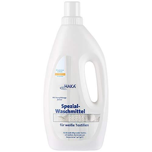 HAKA Weiße Textilien Waschmittel, 1-l-Flasche