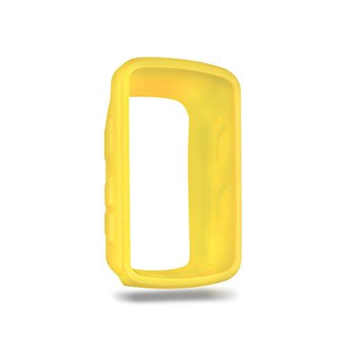 Garmin Edge 520 Schutzhülle - Silikon, gelb