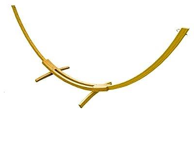 Bamboo Hammock Stand - Eco-Friendly XL