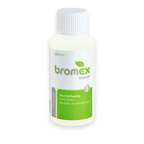 JV Cosmetics - BromEX foamer Nachfüllflasche (Refill, 150 ml) gegen Körpergeruch