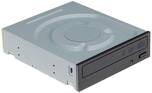 Liteon IHAS124-14 Masterizzatore DVD-RW, 24x/48x, Nero