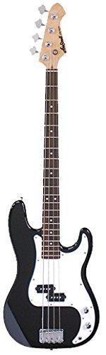 Aria STBPBB - Bajo precisión bass, color negro