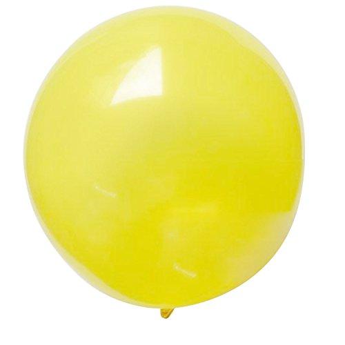 MoreLucky Giant ballonnen, 50 stks 18inch grote grote ronde latex ballon voor partij bruiloft Halloween Kerstmis