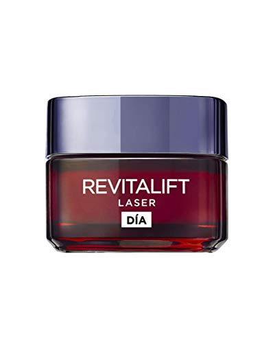 L'Oreal Paris Dermo Expertise - Revitalift Láser Crema día intensiva anti-edad, 50 ml