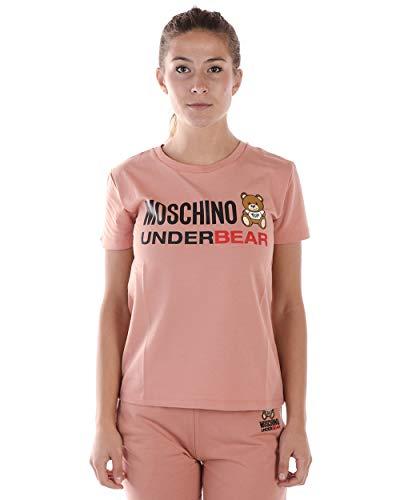 Moschino UNTERWÄSCHE - Damen T-Shirt A19069002 ROSA S