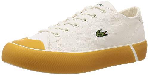 Sapato Lacoste GRIPSHOT 120 6 CFA Feminino Branco 37